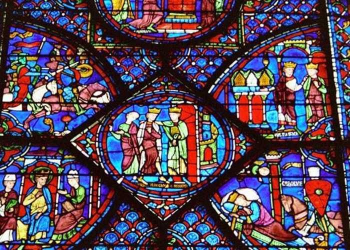 Шартрський собор і його вітражі