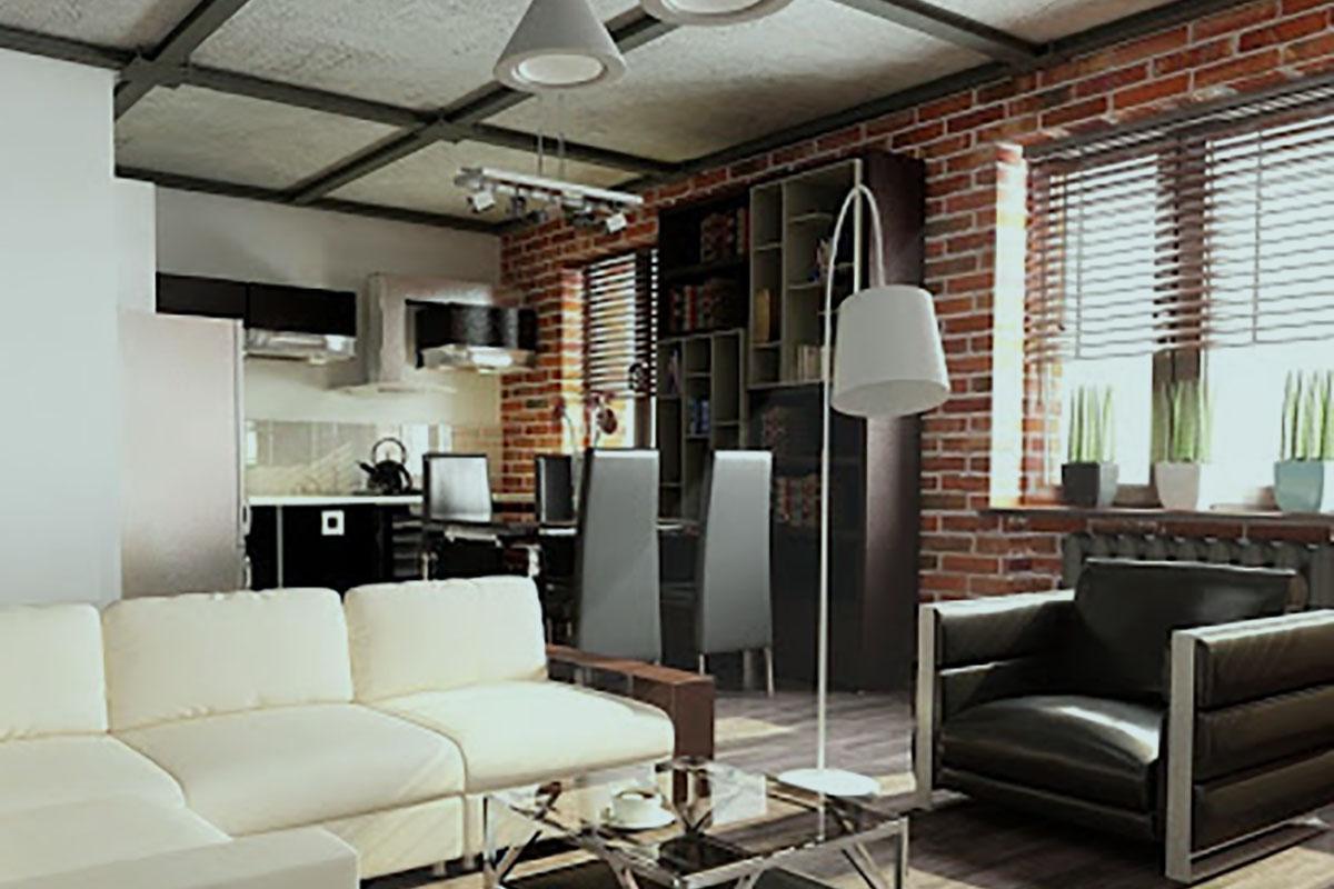 Ремонт квартири-студії в новобудовах Львова