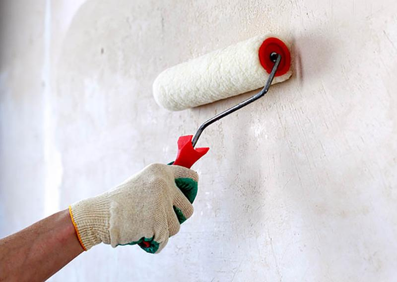 грунтування стін