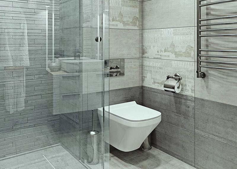 ремонт ванни з туалетом Львів