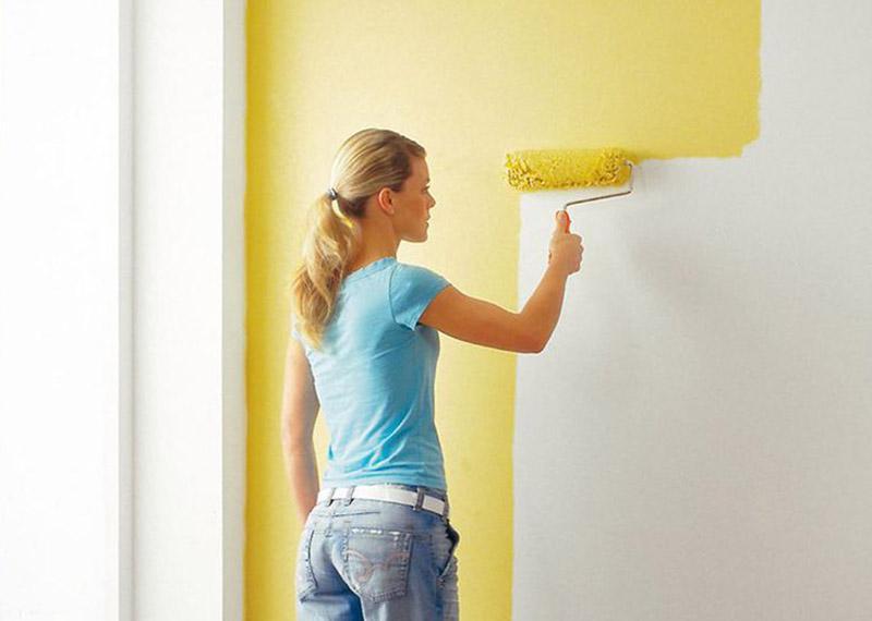 Ціна фарбування стін