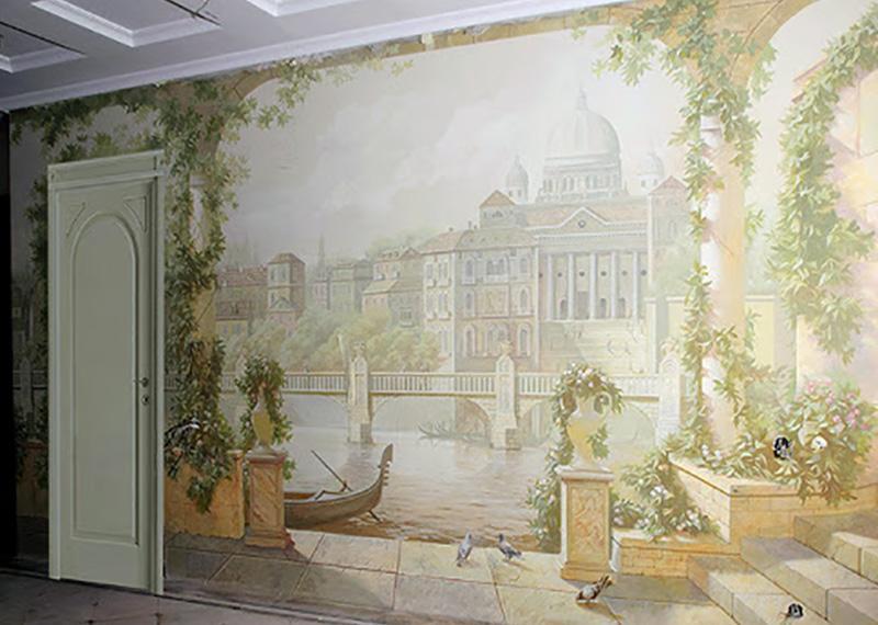 художній-розпис-стіни