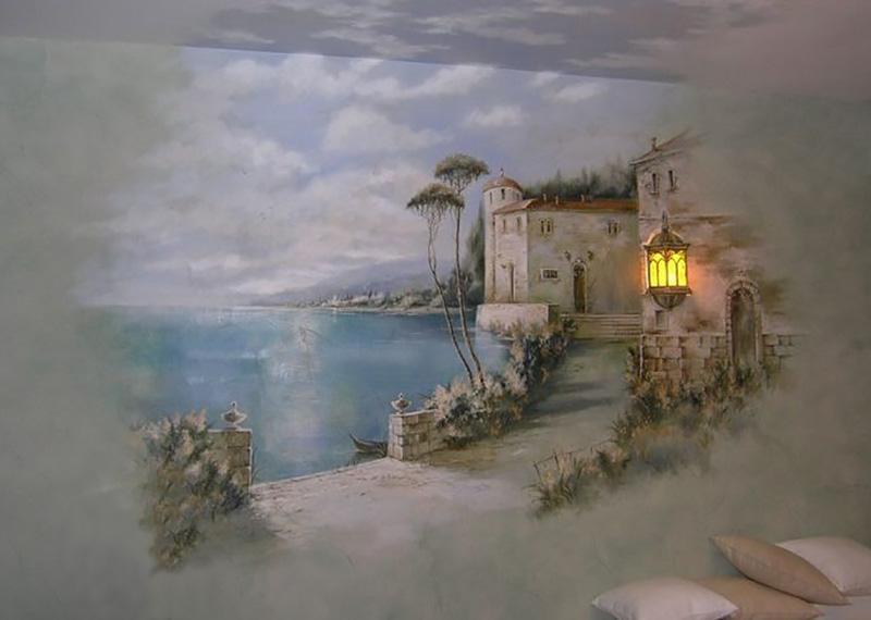 малюнок-на-стіні-живопис