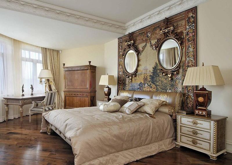 Дизайн-інтер'єру-в-стилі-ампір-спальні