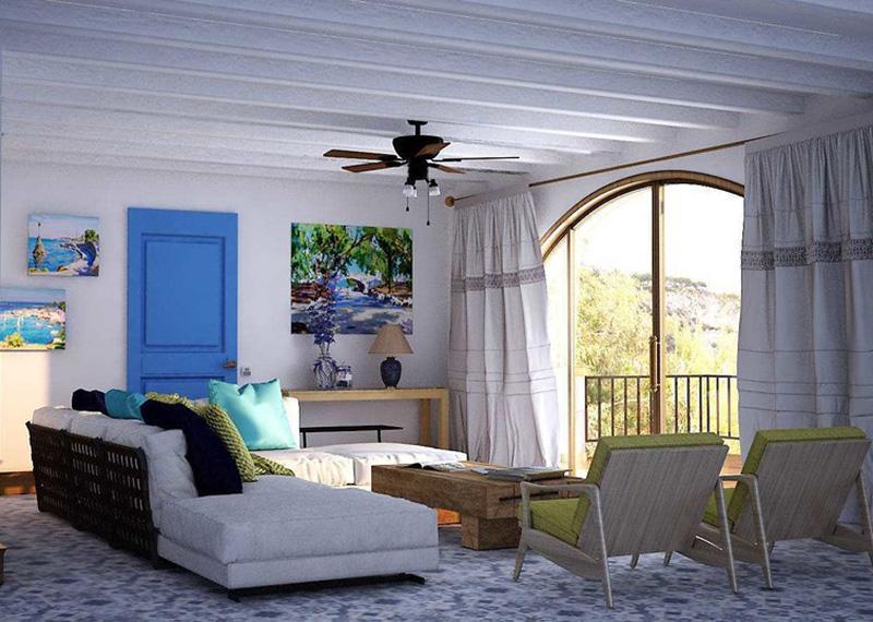 грецький-стиль-спалні