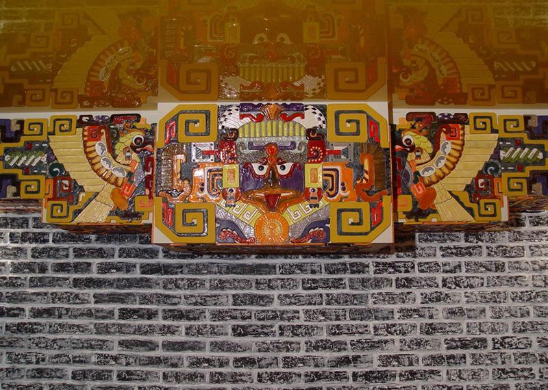 ацтек-індіанський-мексіканський-стиль-інтер'єру
